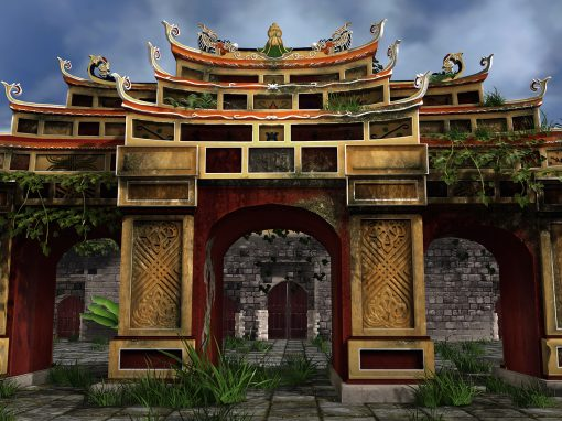 Vietnamese Citadel